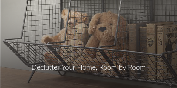 Declutter Your Home, Room by Room